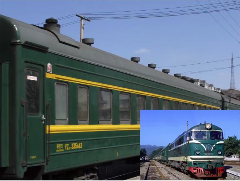 中国の汽車