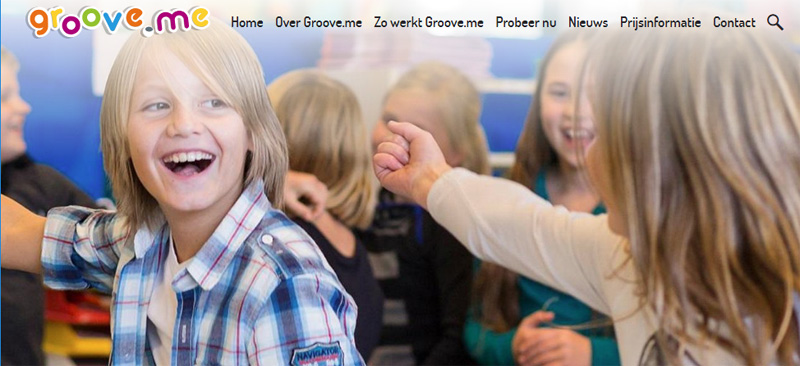 オランダの小学校