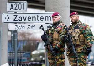 ベルギーの軍隊