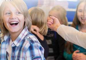 オランダの小学生