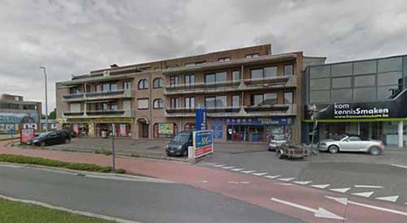 ベルギー駐在時のアパート